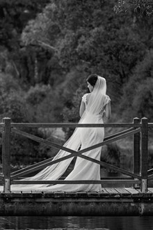 Lake Crackenback Resort | Lauren Paterson Photography | Bride On A Bridge