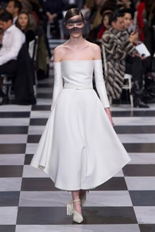 Dior Spring/Summer 2018 Haute Couture