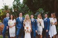 Beck Rocchi Photography | Melbourne Wedding | Bridal Party