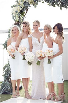 Lost In Love Photography | Real Wedding | Bridesmaids