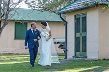 Lake Crackenback Resort | Lauren Paterson Photography | Father And Bride