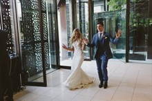 Beck Rocchi Photography | Melbourne Wedding | Entrance