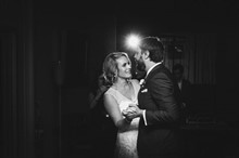 Corey Wright Photographer | DiVino Ristorante | First Dance