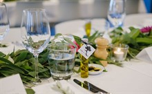 Corey Wright Photographer | DiVino Ristorante | Custom Favours