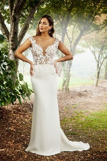 Corston Couture | Wedding Gowns | Lace Bodice