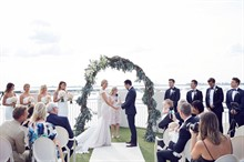 Lost In Love Photography | Ceremony | Royal Melbourne Yacht Squadron