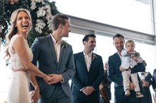 Aleksandar Jason | Real Wedding | Botanics of Melbourne