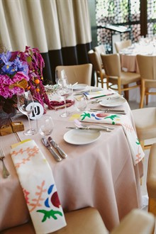 Beck Rocchi Photography | Melbourne Wedding | Table Setting
