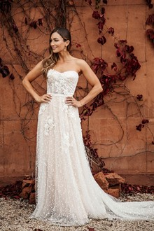 Corston Couture | Wedding Gowns | Strapless Wedding Dress