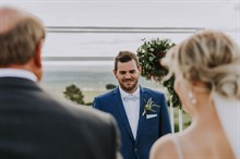 Shutter and Lace | Queensland Wedding | Groom