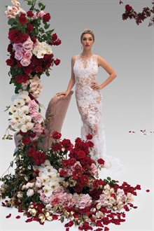 Gown by Bridal Fusion by Mascia