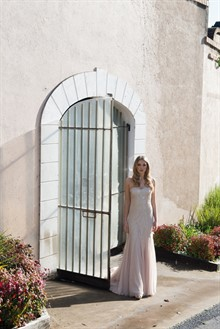 Gown by Bridal on Pulteney, Earrings & Ring by Samantha Wills, Shoes by Alan Pinkus