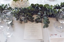 Lost In Love Photography | Table Setting | Royal Melbourne Yacht Squadron