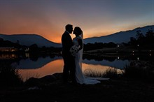 Lake Crackenback Resort | Lauren Paterson Photography | Couple At Sunset