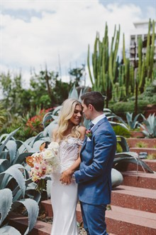 Beck Rocchi Photography | Melbourne Wedding | Cactus Garden