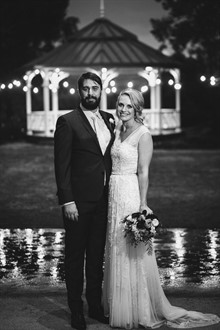 Corey Wright Photographer | DiVino Ristorante | Real Wedding