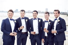 Lost In Love Photography | Groomsmen | Royal Melbourne Yacht Squadron