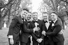 R Weddings | Yarra Valley Wedding | Groom and Groomsmen