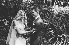 Beck Rocchi Photography | Melbourne Wedding | First Look
