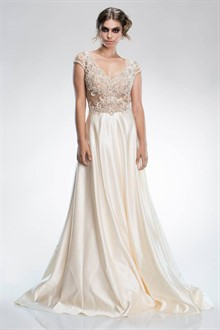 Lena Kasparian | Bridal Gown | Evening Wear