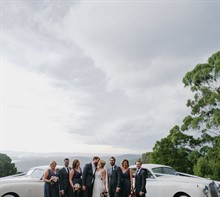 Corey Wright Photographer | DiVino Ristorante | Wedding Transport