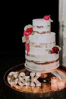 Shutter and Lace | Queensland Wedding |  Cake and Whimsy