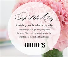Styled by The Bride's Diary
