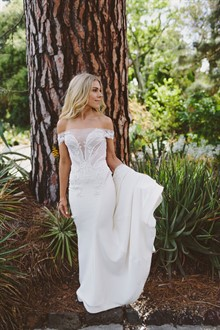 Beck Rocchi Photography | Melbourne Wedding | Leah Da Gloria Gown