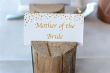 Lake Crackenback Resort | Lauren Paterson Photography | Place Card