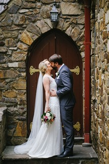 Corey Wright Photographer | DiVino Ristorante | Bride and Groom