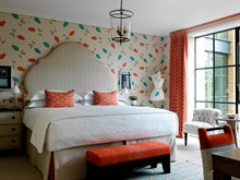 Best Newcomer Winner: Ham Yard Hotel, London