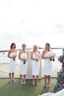 Lost In Love Photography | Bridesmaids | Royal Melbourne Yacht Squadron