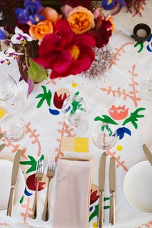 Beck Rocchi Photography | Melbourne Wedding | Bold Table