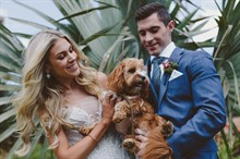 Beck Rocchi Photography | Melbourne Wedding | Pet