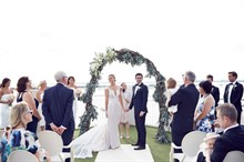 Lost In Love Photography | Wedding Ceremony | Royal Melbourne Yacht Squadron