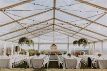 Shutter and Lace | Queensland Wedding | Marquee Reception