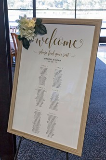 Lake Crackenback Resort | Lauren Paterson Photography | Welcome Sign