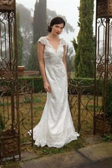 Dress from Adelaide Bridal Centre