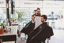 Beck Rocchi Photography | Melbourne Wedding | Barber