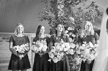 R Weddings | Yarra Valley Wedding | Bridesmaids