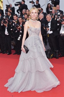 Diane Kruger in Christian Dior Couture