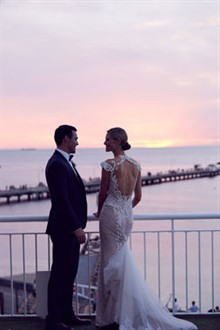 Lost In Love Photography | Melbourne Wedding | Royal Melbourne Yacht Squadron
