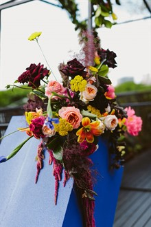 Beck Rocchi Photography | Melbourne Wedding | Ceremony Flowers