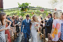 Beck Rocchi Photography | Melbourne Wedding | Exit