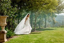 Corston Couture | Wedding Gowns | Wedding Veil