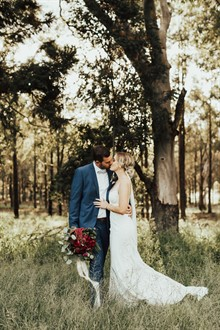 Shutter and Lace | Queensland Wedding | Bride and Groom