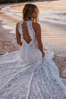 The Bride Lab | Adelaide Bridal Boutique | Back Detail