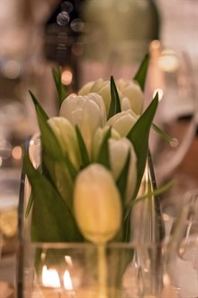 Lake Crackenback Resort | Lauren Paterson Photography | Table Centrepiece