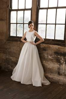 Dress by Wendy Makin available at Jenny & Gerrys Bridal House