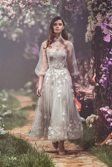 Once Upon A Dream: Paolo Sebastian's Disney Inspired Couture